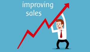 Effektivere Verkaufsgespräche führen © Fotolia 2016 / CUSTOMVECTOR